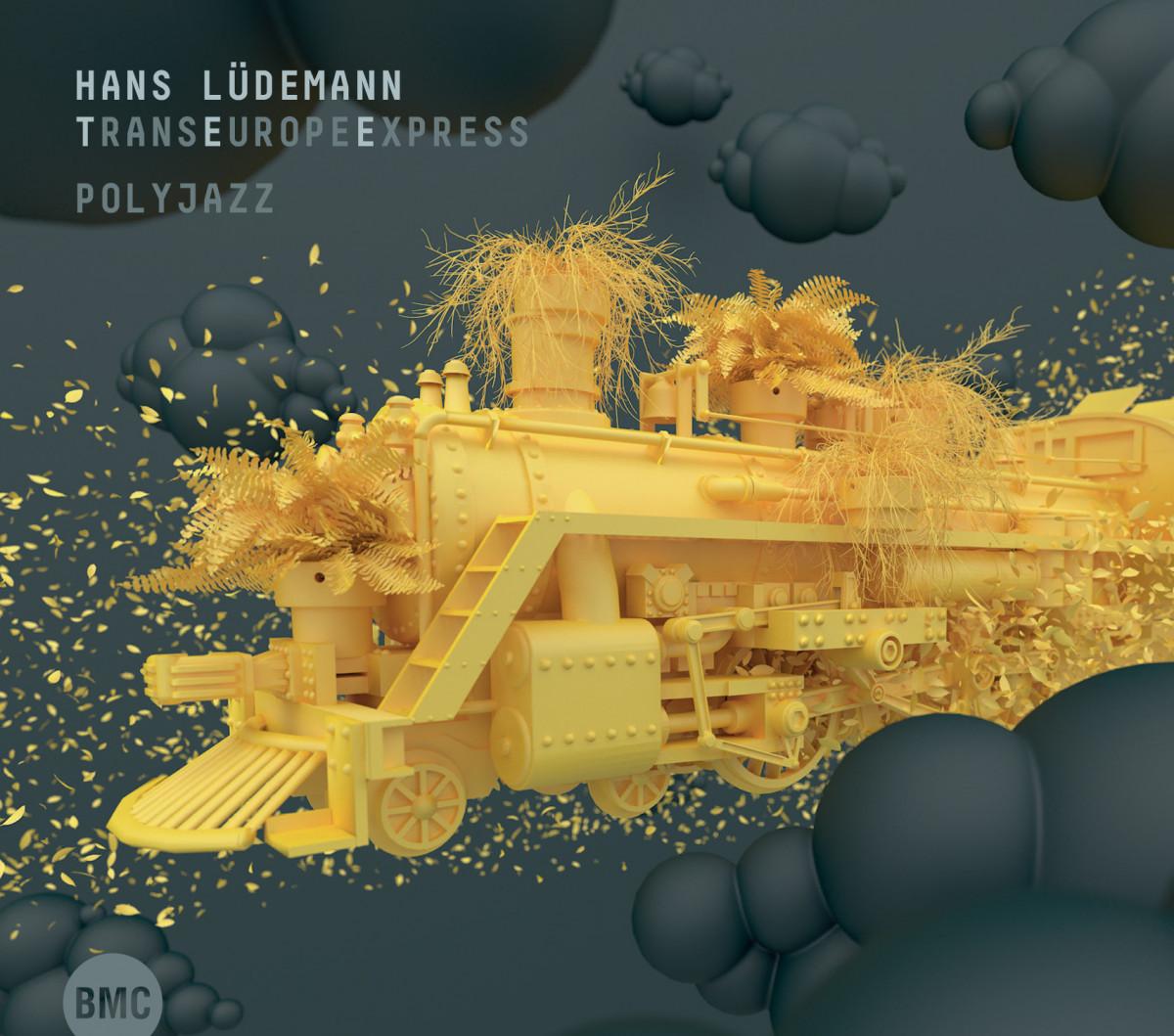"""Vaizdo rezultatas pagal užklausą """"hans ludemann polyjazz bmc records"""""""